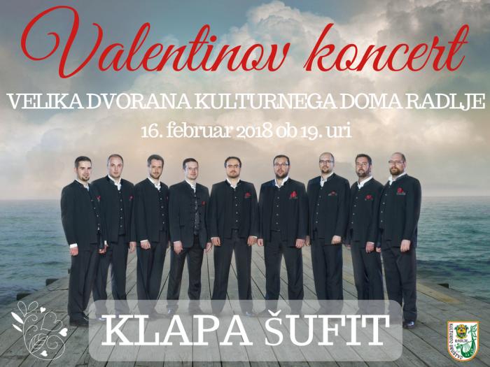 Valentinov Koncert Kd Radlje